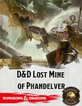 RPG Item: Fantasy Grounds: D&D Lost Mine of Phandelver