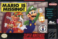 Video Game: Mario is Missing!