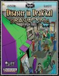 RPG Item: Dracoprimia Part One: Disaster in Drak'kal