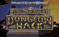 Video Game: Dungeon Hack