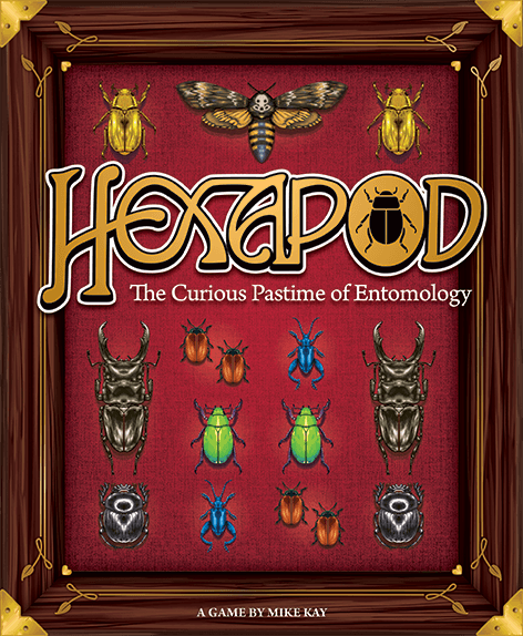 Hexapod: The Curious Pastime of Entomology