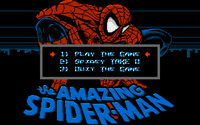 Video Game: The Amazing Spider-Man (1989)