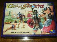 Board Game: Clash of the Gladiators