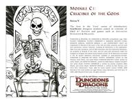 RPG Item: C1: Crucible of the Gods