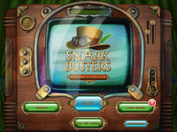 Video Game: Snark Busters: Welcome to the Club