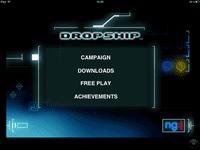 Video Game: Dropship