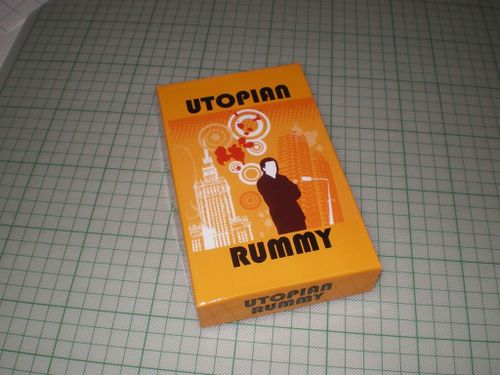 Board Game: Utopian Rummy
