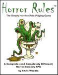 RPG Item: Horror Rules