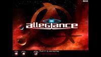 Video Game: Allegiance