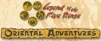 Series: Oriental Adventures/Legend of the Five Rings Dual System