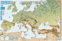 EuroFront Post-S'40 Strat Map