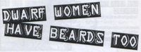 Periodical: Dwarf Women Have Beards Too
