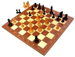 Chess Cover Artwork