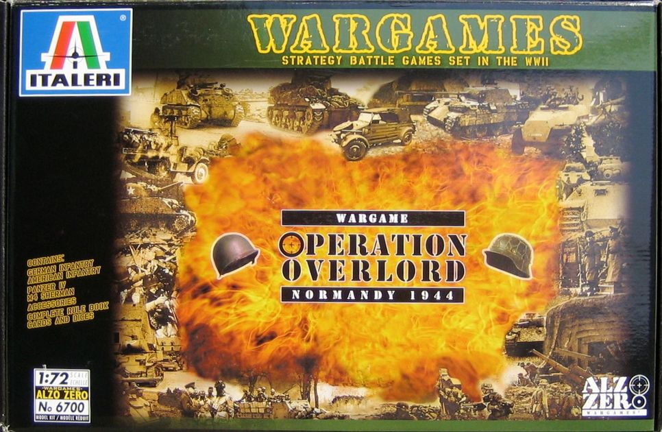operation overlord essay