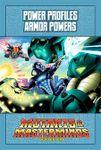 RPG Item: Power Profile #02: Armor Powers