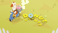 Video Game: Donut County