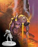 Board Game Accessory: Descent: Road to Legend Lieutenants – Kar-Amag-Atoth