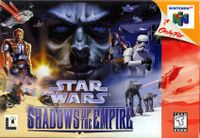 Video Game: Star Wars: Shadows of the Empire