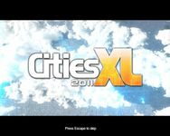 Video Game: Cities XL 2011