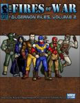 RPG Item: The Fires of War: The Algernon Files Volume 2