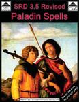 RPG Item: SRD 3.5 Revised: Paladin Spells