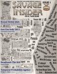 Issue: Savage Insider (Issue 1 - Jul 2011)