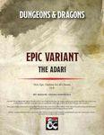 RPG Item: Epic Variant: The Adari