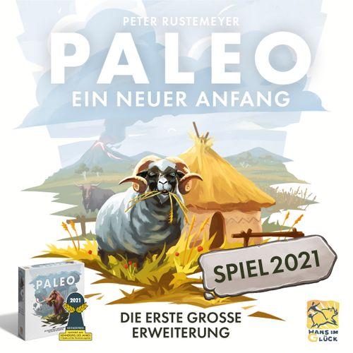 Board Game: Paleo: Ein neuer Anfang
