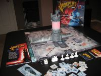 Board Game: Vampire Hunter