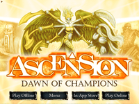 Video Game: Ascension: Dawn of Champions