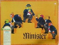 Board Game: Minister