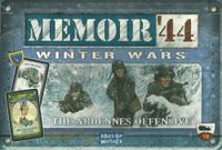 Board Game: Memoir '44: Winter Wars
