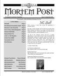 Issue: The Camarilla Mortem Post (Issue 12 - Sep 2007)