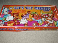 Board Game: Let's Get Dressed