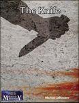RPG Item: The Knife (7e)