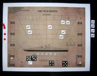 Board Game: Sink the Bismarck
