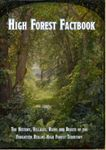 RPG Item: High Forest Factbook