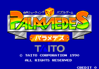 Video Game: Palamedes