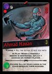 Board Game: Nightfall: Ahmad Hassan Promo