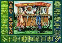 Board Game: Dragon War: Gypsy Caravan
