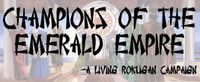 Series: Heroes of Rokugan: Champions of the Emerald Empire