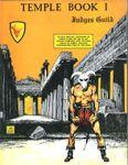 RPG Item: Temple Book I