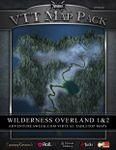 RPG Item: VTT Map Pack: Wilderness Overland 1 & 2