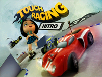 Video Game: Touch Racing