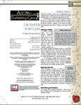 RPG Item: Crusader Subclass