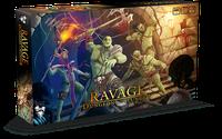 Board Game: Ravage: Dungeons of Plunder