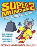 Board Game: Super Munchkin 2: The Narrow S Cape