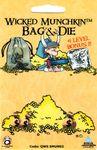 Board Game: Munchkin Wicked Dice & Bag