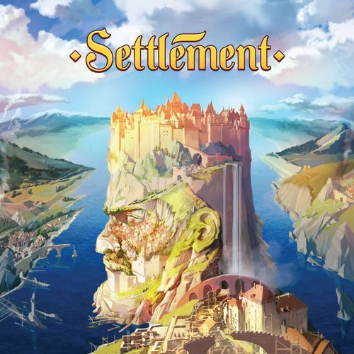 Board Game: Settlement