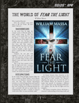 RPG Item: The World of Fear the Light